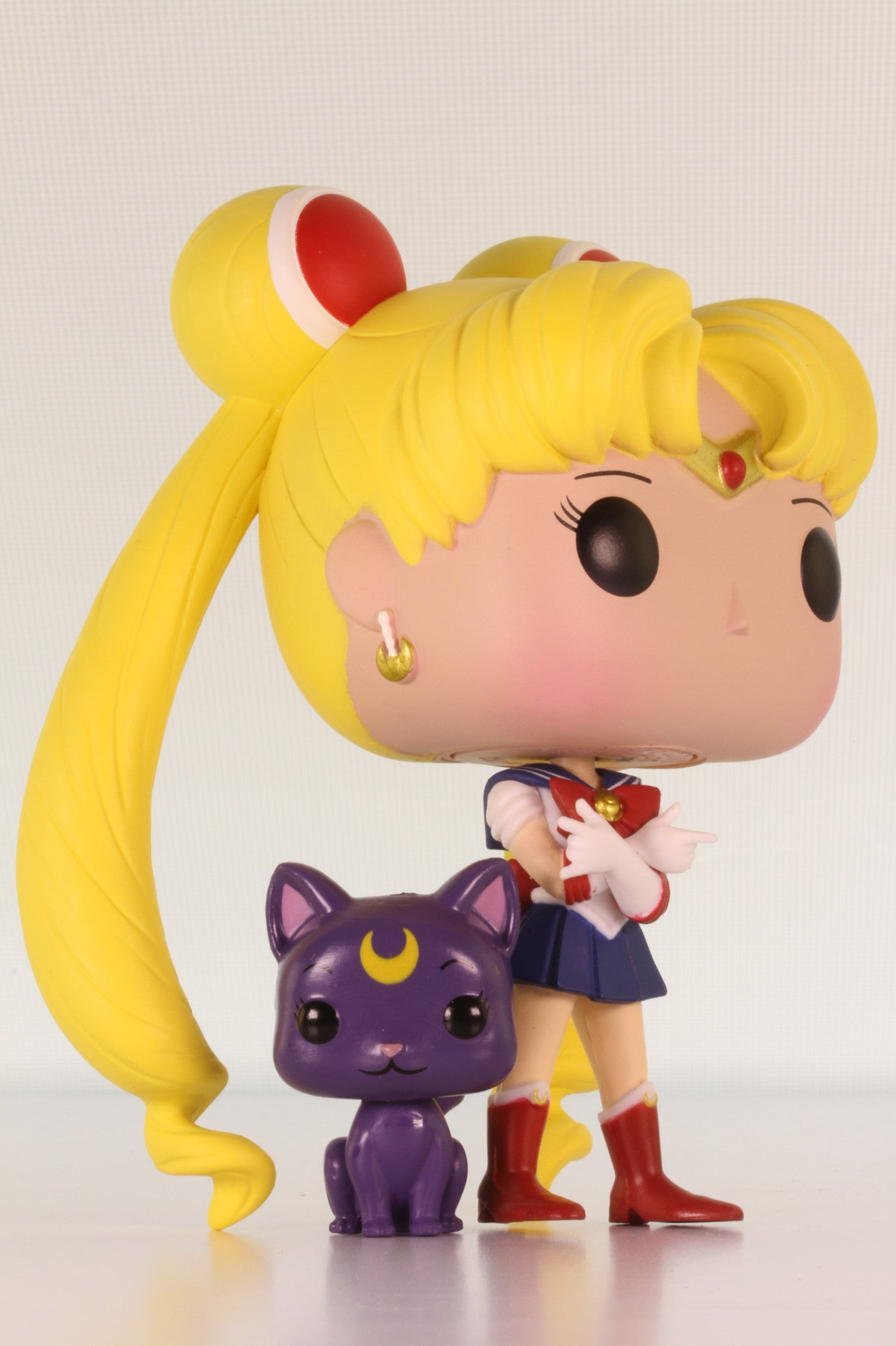 Funko Pop Animation, Sailor Moon, Sailor Moon & Luna #89