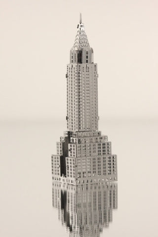 Metal Earth Chrysler Building Metal Model Kit