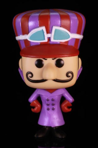 Funko Pop Animation, Hanna Barbera, Wacky Racers, Dick Dastardly #38