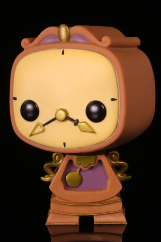 Funko Pop Disney, Beauty and the Beast, Cogsworth #91