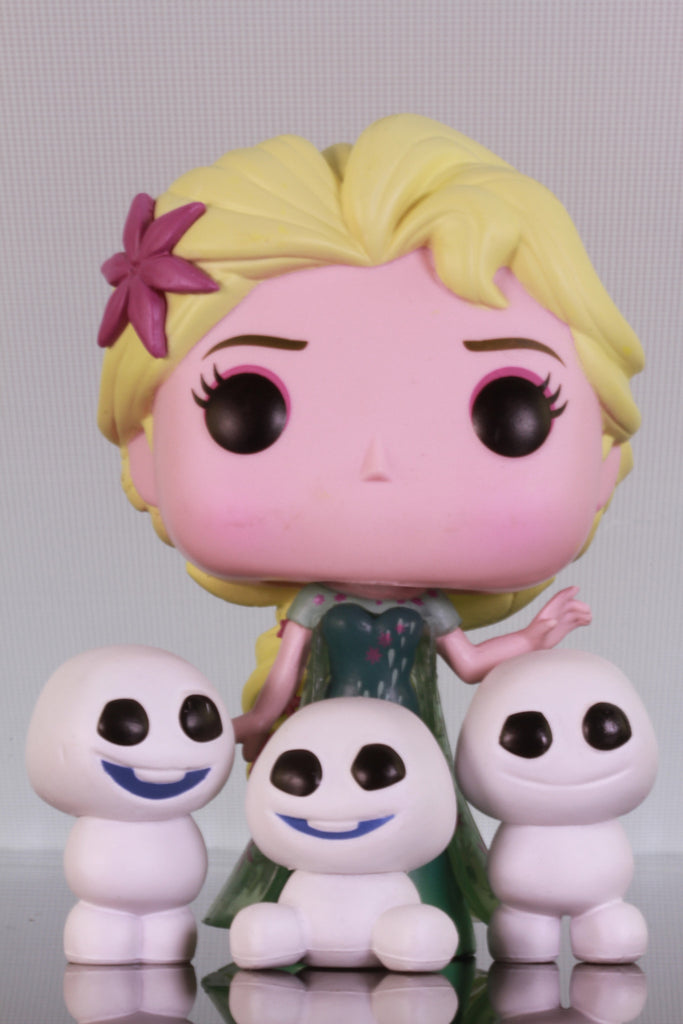 Funko Pop Disney, Frozen, Elsa #155