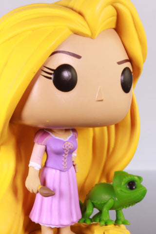 Funko Pop Disney, Tangled, Rapunzel and Pascal #147