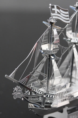 Metal Earth Golden Hind Metal Model Kit