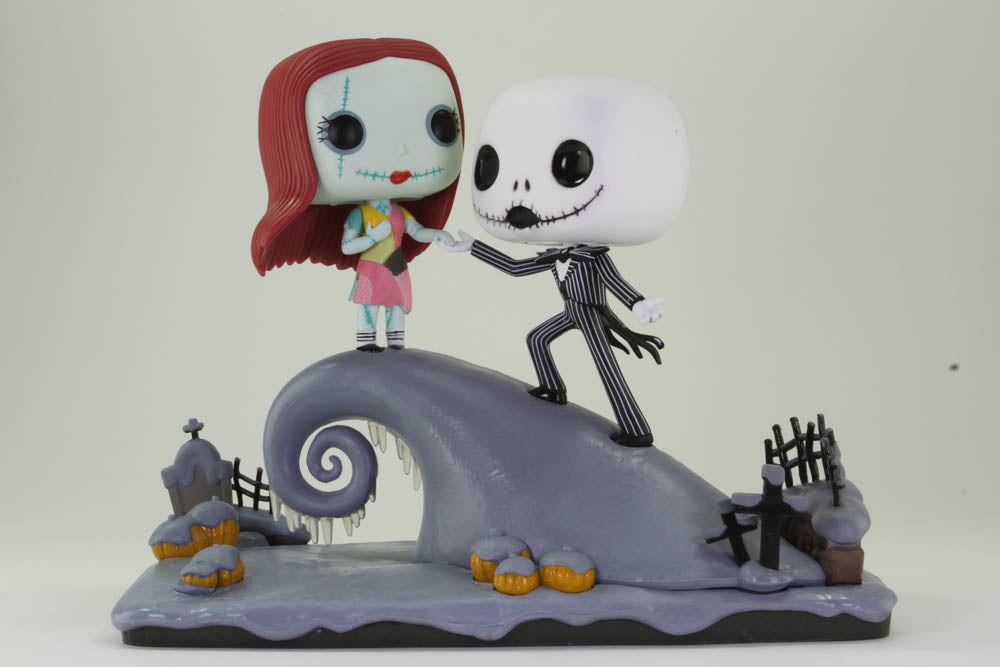 Funko Pop Movie Moment Disney, Nightmare Before Christmas, Under the Moonlight 458