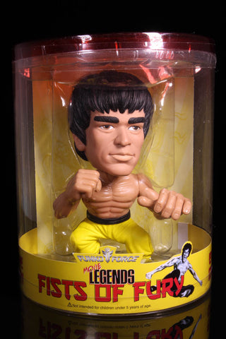 Funko Force Movie Legends, Force of Fury, Bruce Lee Enter the Dragon