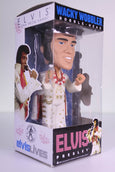 Funko Wacky Wobbler Bobble Head, Elvis Presley, Aloha From Hawaii