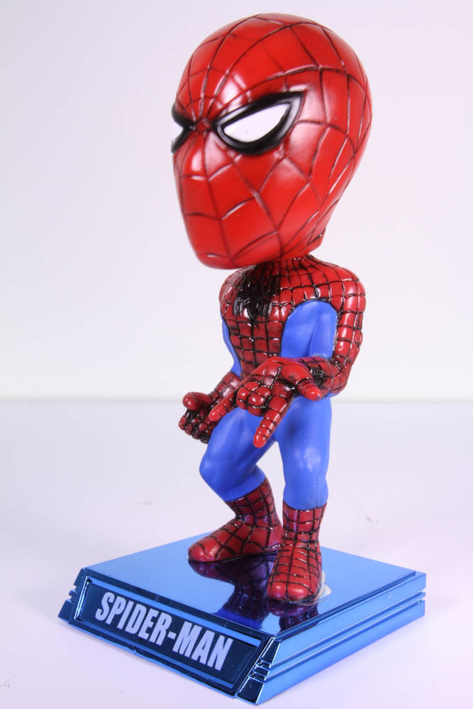 Funko Wacky Wobbler Bobble Head, The Amzaing Spiderman Comic Con 2008
