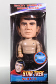 Funko Pop Wacky Wobbler Bobble Head, Star Trek Scotty Talking Chase