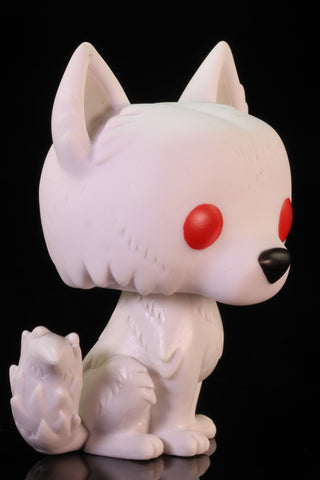 Funko Pop Television, Game of Thrones, Ghost #19