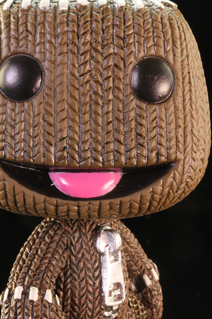 Funko Pop Games, Little Big Planet, Sackboy #26