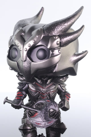 Funko Pop Games, The Elder Scrolls V, Skyrim, Daedric Warrior #59