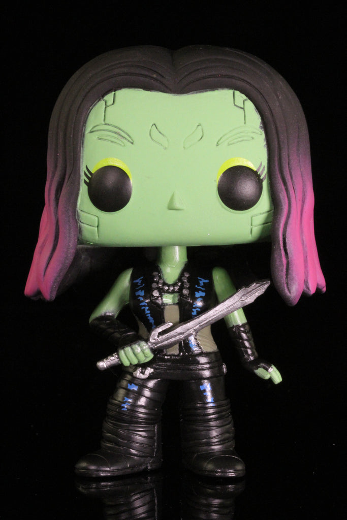 Funko Pop Marvel, Guardians of the Galaxy, Gamora #51