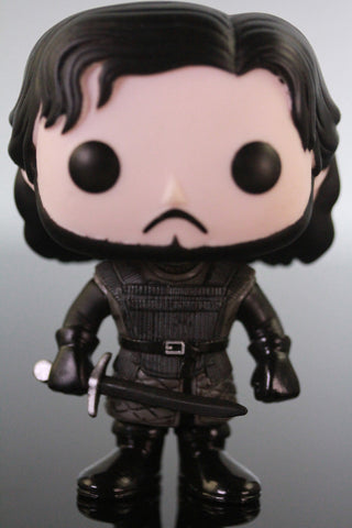 Funko Pop Television, Game of Thrones, Jon Snow Castle Black #26