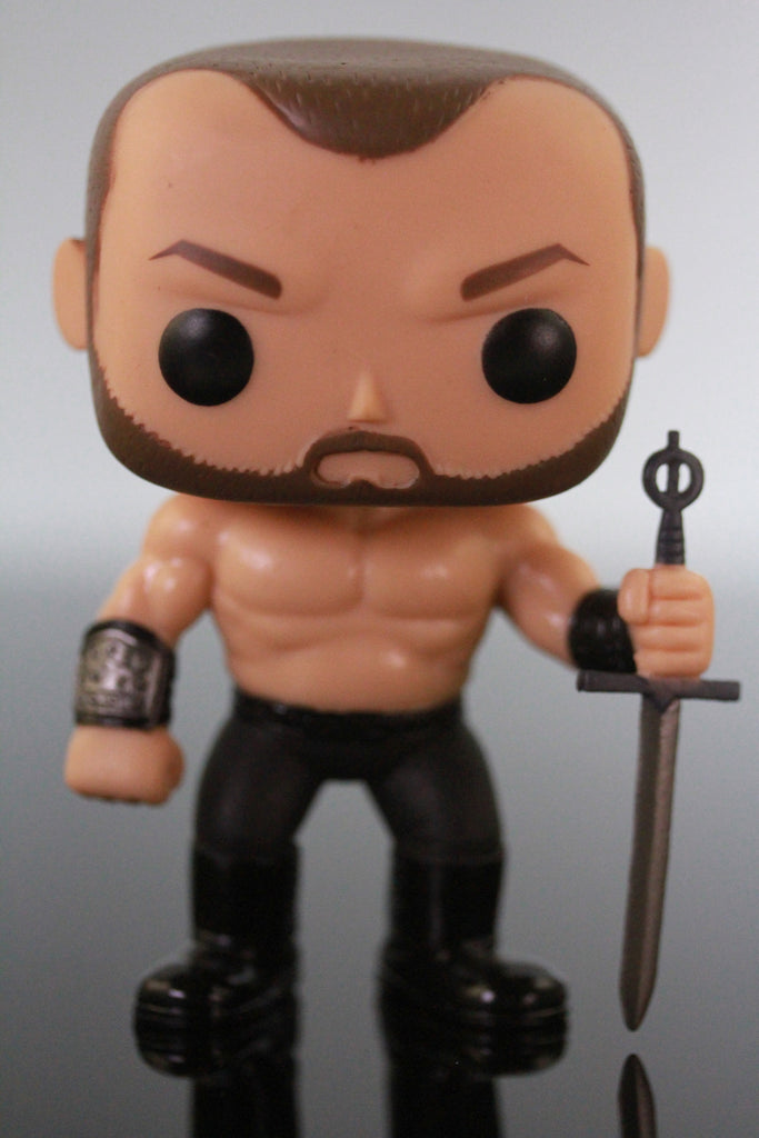 Funko Pop Television, Game of Thrones, The Mountain #31