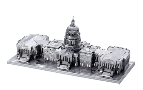 ICONX US Capitol Building Metal Model