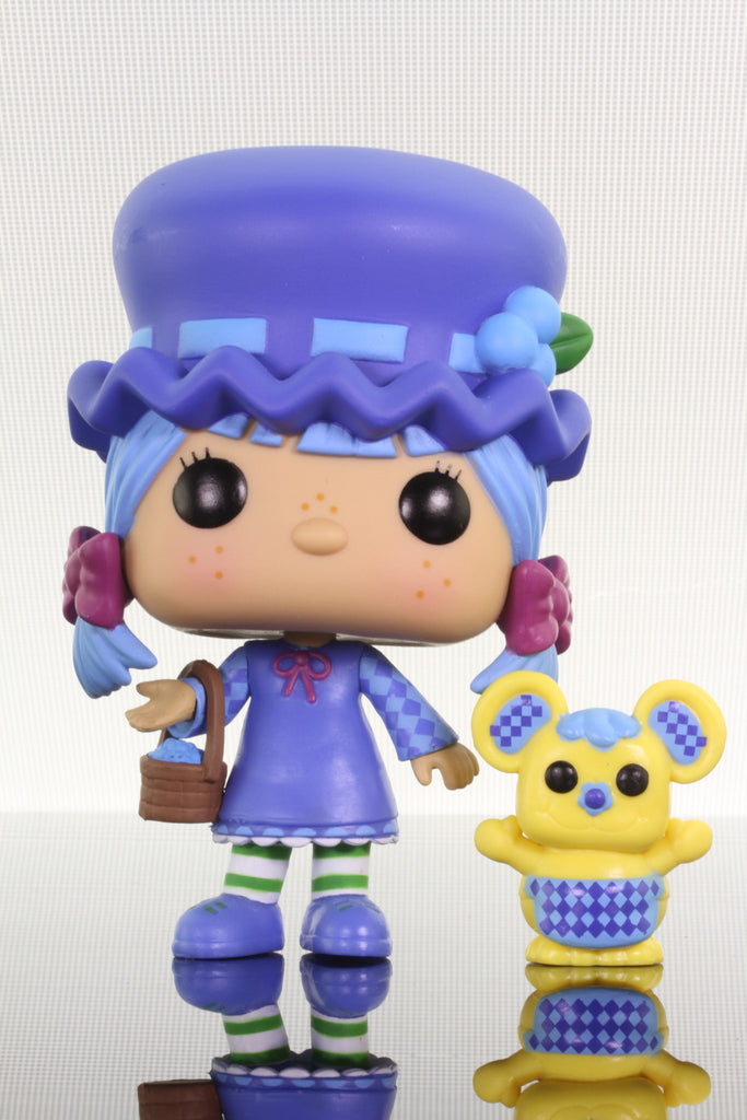 Funko Pop Television, Strawberry Shortcake, Blueberry Muffin & Cheesecake #135