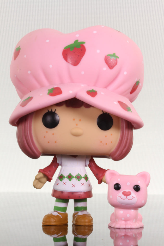 Funko Pop Television, Strawberry Shortcake, Strawberry Shortcake & Custard #131