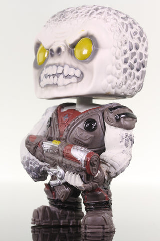 Funko Pop Games, Gears of War, Locust Drone #117