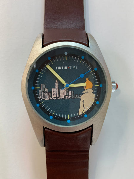 Tintin Time City Watch 2007