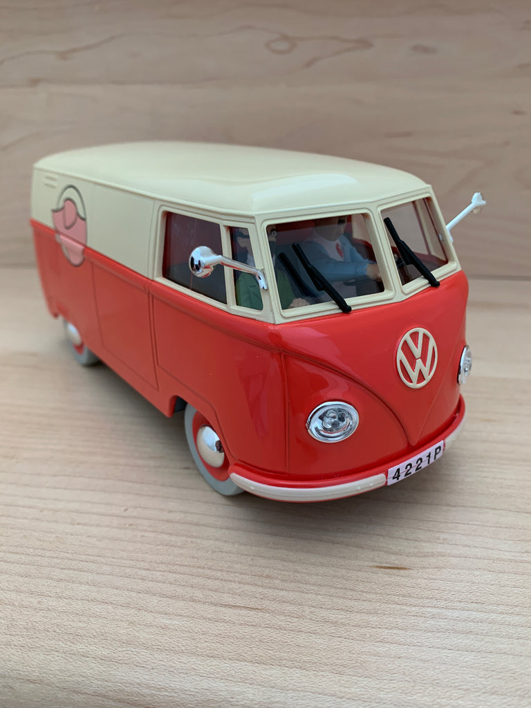 Tintin Mr. Cutts Volkswagen Van #13, The Calculus Affair 1/24 (2020)
