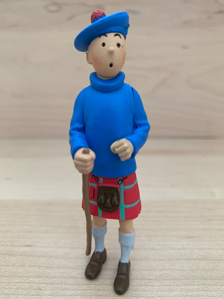 Tintin Kilt Mini Figure