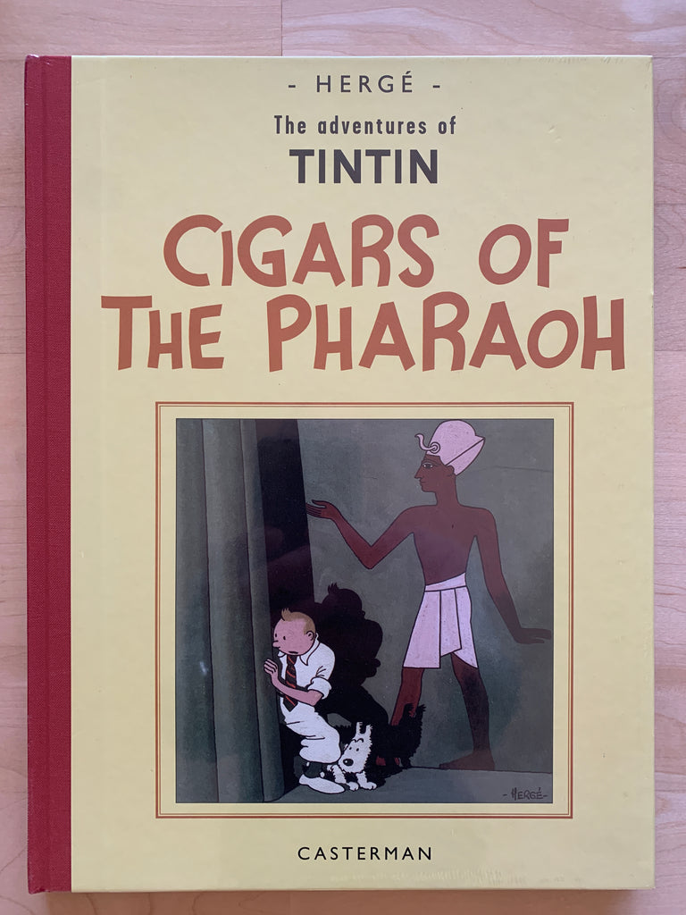 The Adventures of Tintin, Cigars of the Pharaoh Casterman 2006