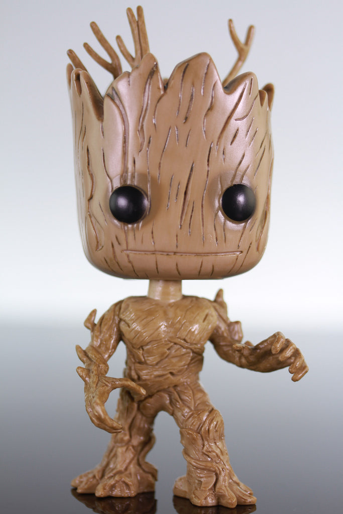 Funko Pop Marvel, Guardians of the Galaxy, Groot Bobble Head #49