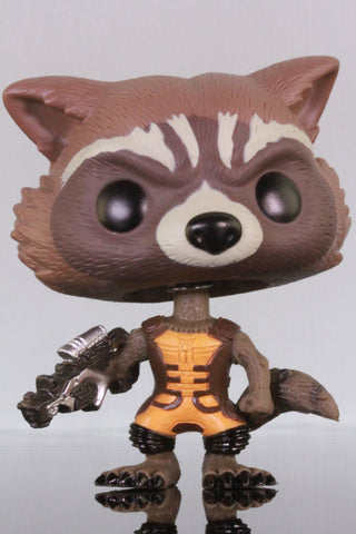 Funko Pop Marvel, Guardians of the Galaxy, Rocket Racoon #48