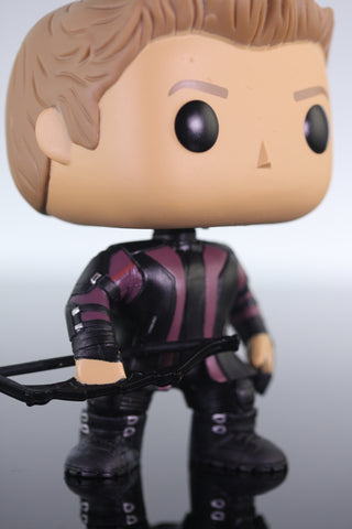 Funko Pop Marvel, Avengers, Age of Ultron, Hawkeye Bobble Head #70