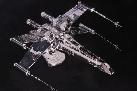 Metal Earth  X-Wing Star Fighter Star Wars Metal Model Kit