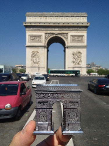 Metal Earth Arc de Triomphe Metal Model Kit