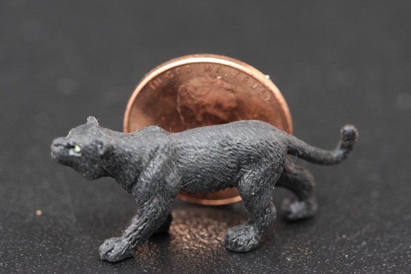 Miniature Black Panther