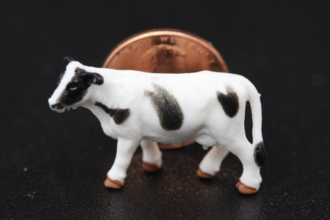 Miniature Holstein Cow