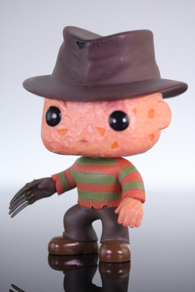 Funko Pop Movies, A Nightmare on Elm Street, Freddy Kruger #02