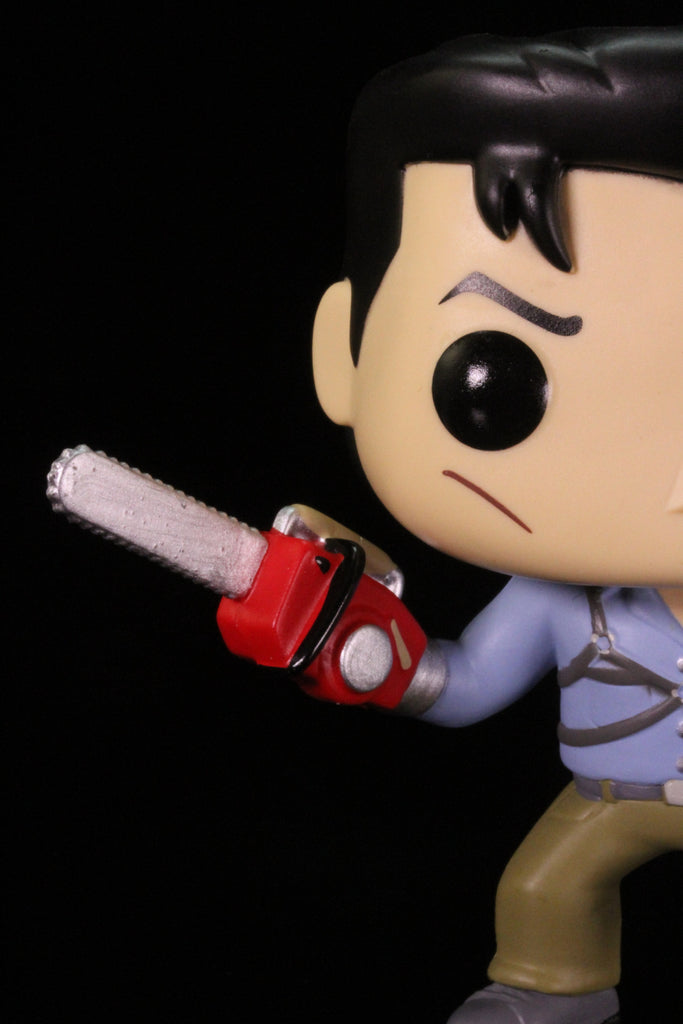 Funko Pop Movies, Army of Darkness, Ash #53