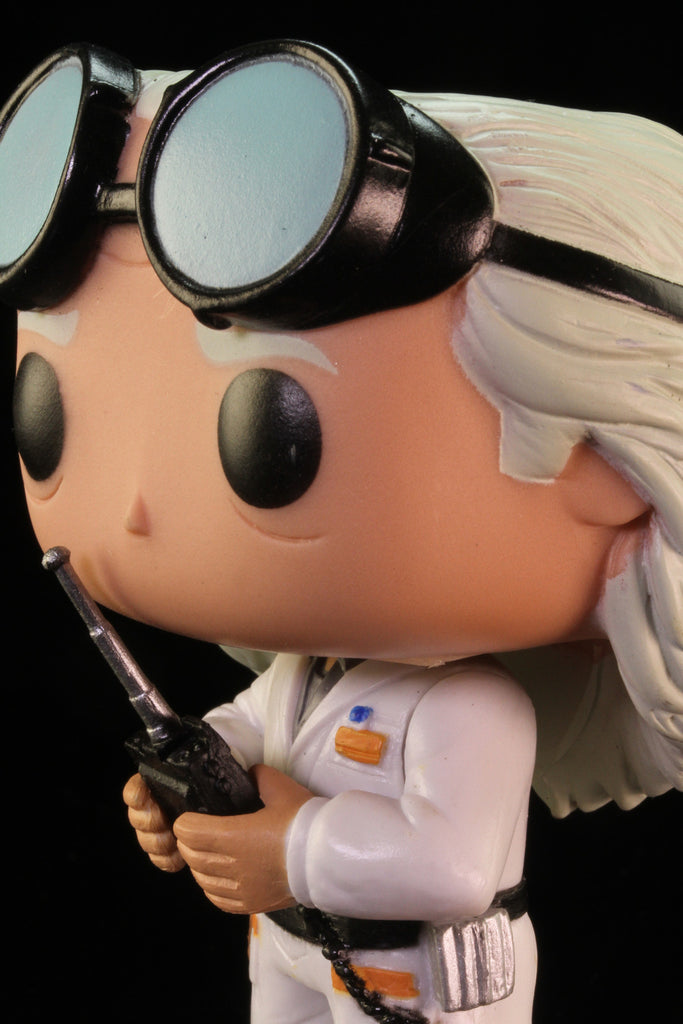 Funko Pop Movies, Back to the Future, Dr. Emmett Brown #50