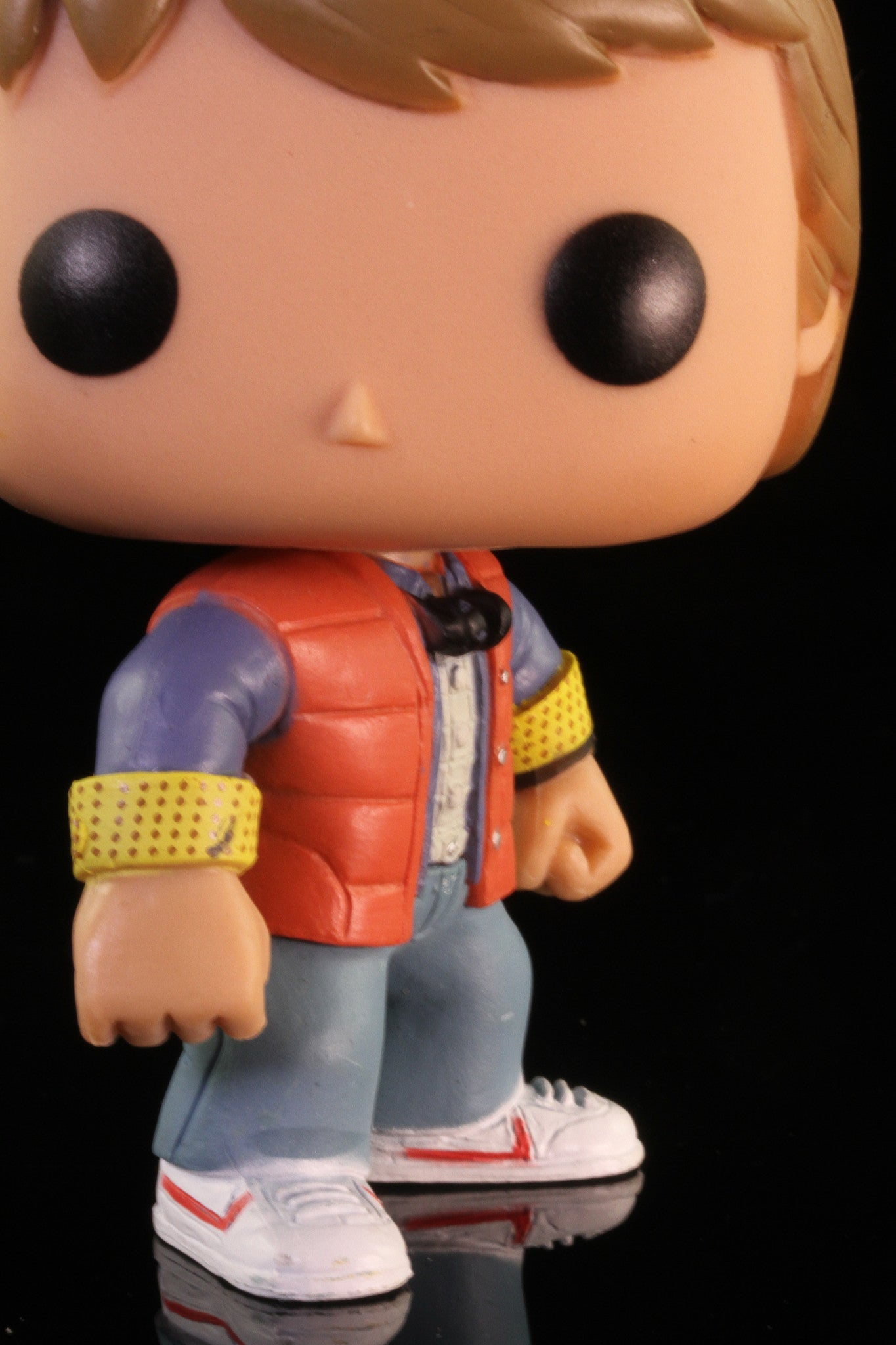 Funko Pop Movies, Back to the Future, Marty McFly #49