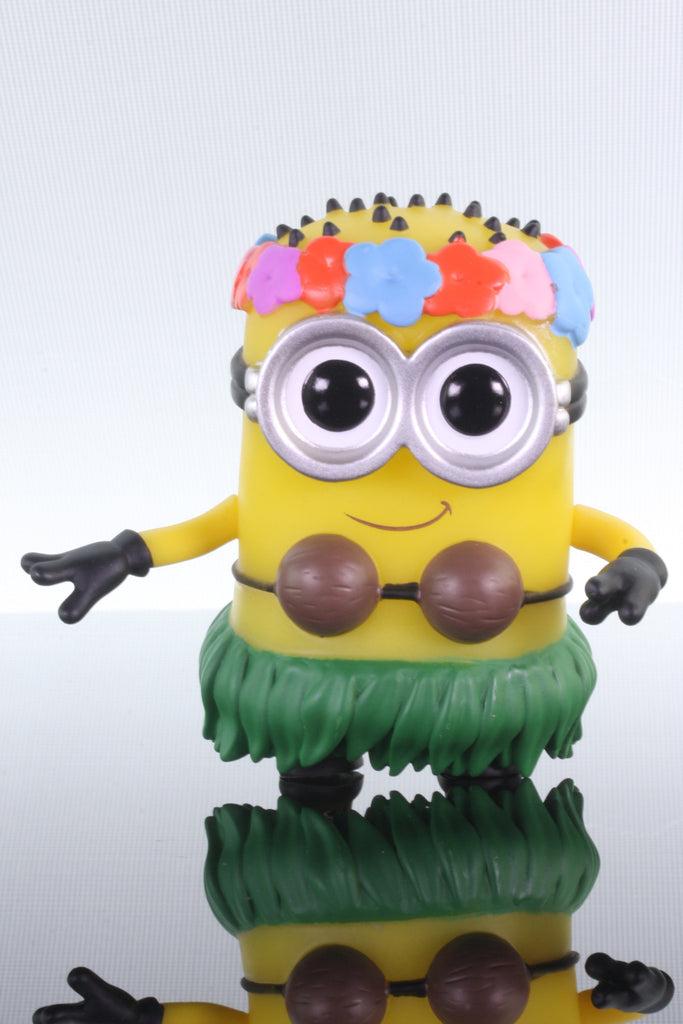 Funko Pop Movies, Despicable Me, Hula Minion #125