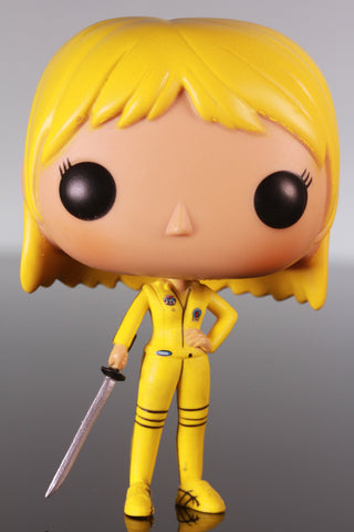 Funko Pop Movies, Kill Bill, The Bride #68