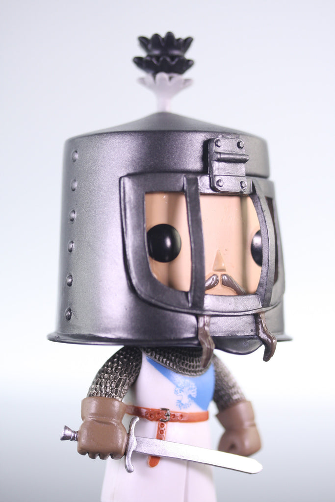 Funko Pop Movies, Monty Python and the Holy Grail, Sir Bedevere #198