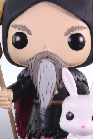 Funko Pop Movies, Monty Python and the Holy Grail, Tim the Enchanter  #201