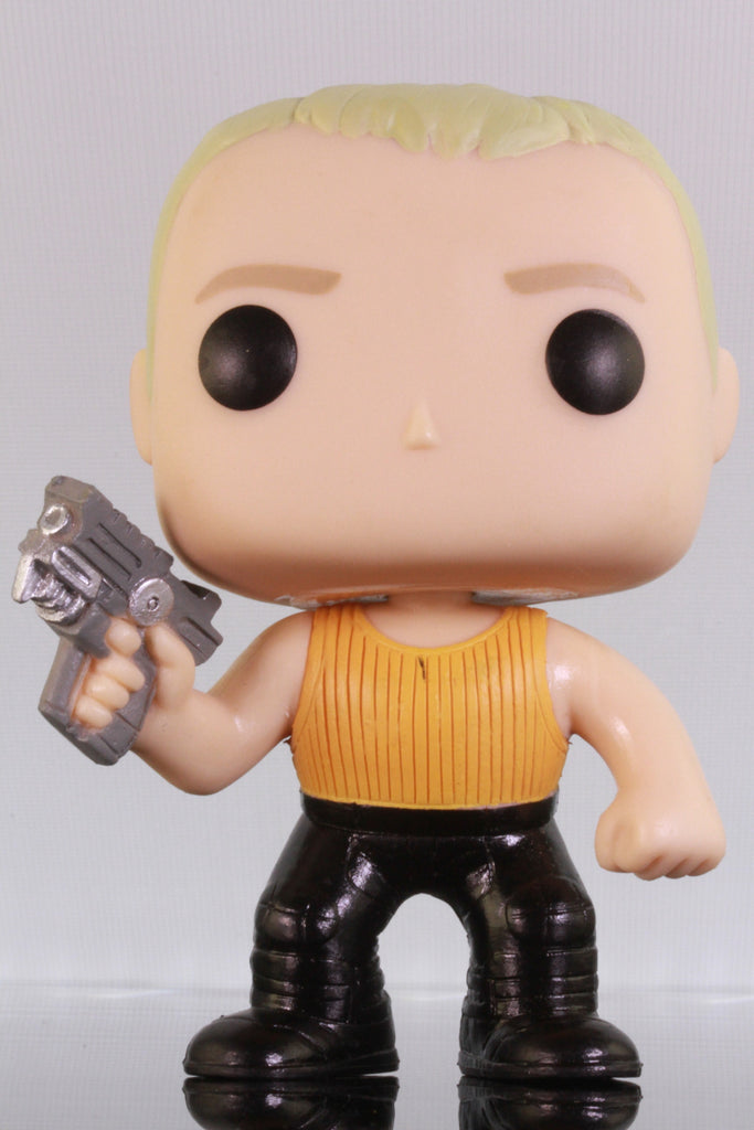 Funko Pop Movies, The Fifth Element, Korben Dallas #189