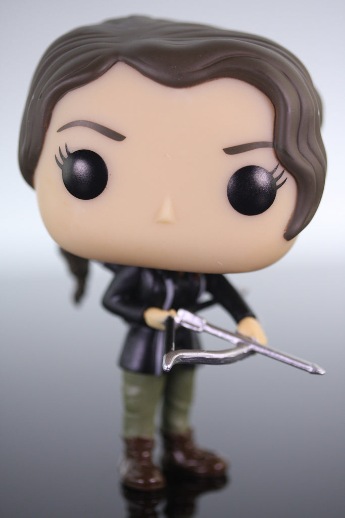 Funko Pop Movies, The World of Hunger Games, Katniss Everdeen #226