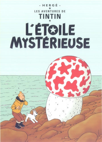 Poster L`Etoile Mysterieuse