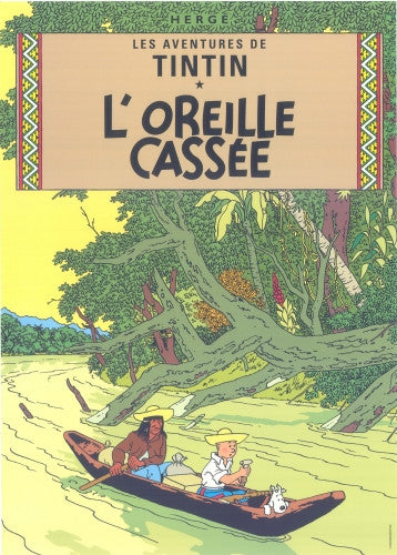 Poster L`Oreille Cassee