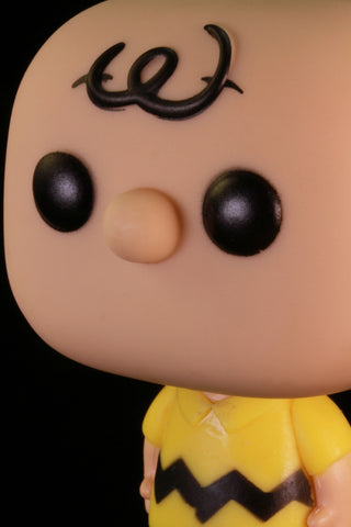 Funko Pop Animation, Peanuts, Charlie Brown #48