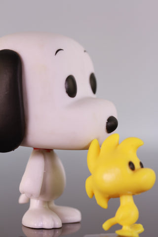 Funko Pop Animation, Peanuts, Snoopy and Woodstock #49