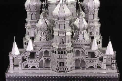 ICONX Saint Basil's Cathedral Metal Model