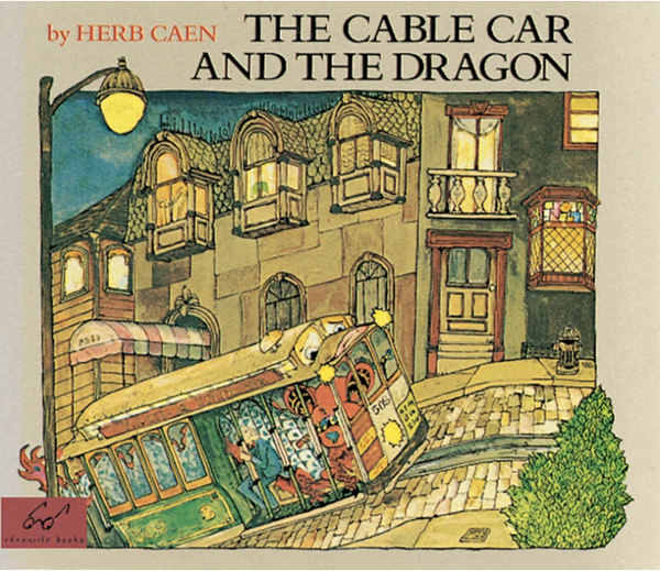 The Cable Car and the Dragon Book
