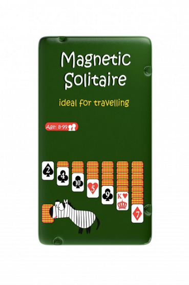 Magnetic Solitaire